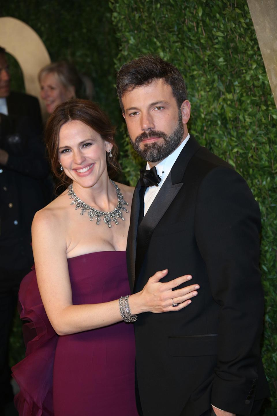 I will never not be rooting for a Jen and Ben reunion. Yes, THIS Jen and Ben. I don't care how many years go by. They belong together and I will tell anyone who will listen.