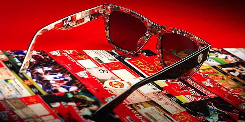 Maui Jim Manchester United Collection