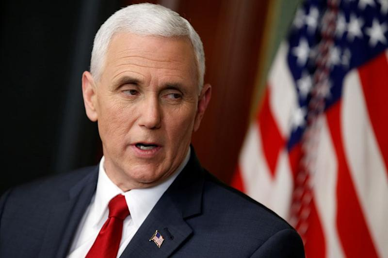 US Vice-president Mike Pence and His Wife Test Negative for Covid-19, Confirms Spokesperson
