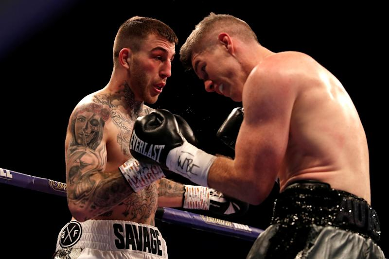 Eggington has won his last four fights since being stopped by Liam Smith. (Action Images)