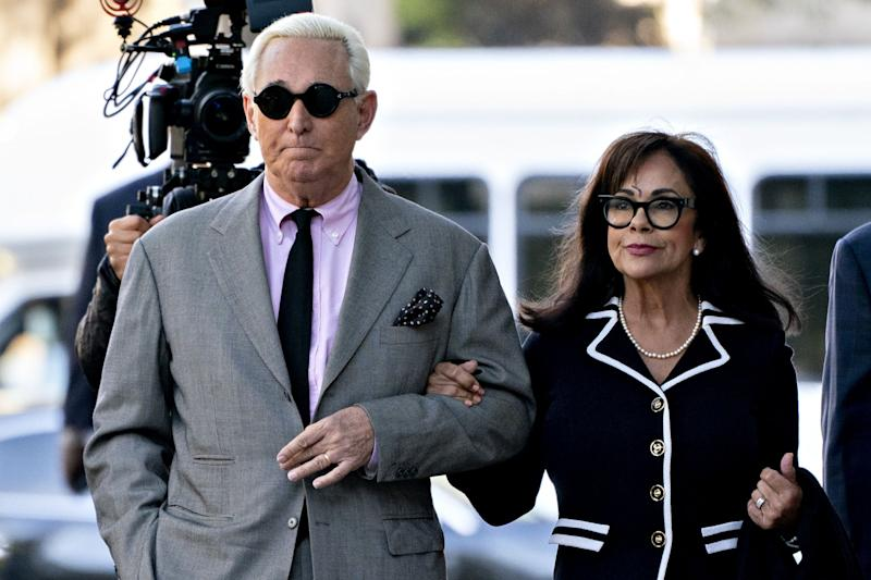 Roger Stone Sentencing Seen as Test of Judicial Independence