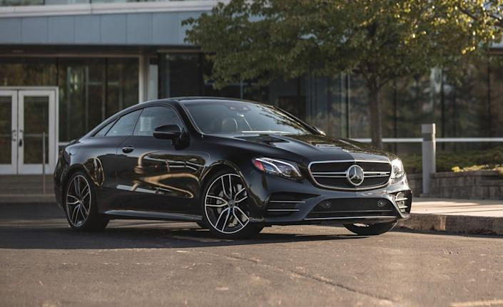 """<p>The EQ Boost system in <a href=""""https://www.caranddriver.com/mercedes-amg/e53"""" rel=""""nofollow noopener"""" target=""""_blank"""" data-ylk=""""slk:the 2019 Mercedes-Benz E53 AMG"""" class=""""link rapid-noclick-resp"""">the 2019 Mercedes-Benz E53 AMG</a> coupe, cabriolet, and sedan models is similar to the MHEV setup from Audi, only it positions its motor/generator between the engine and transmission and adds the ability to generate electricity to power the engine's electrically driven supercharger. As far as hybrids go, this setup is more about performance than efficiency, though the motor/generator provides smooth engine restarts after it shuts down when stopped at red lights and such.<br></p>"""