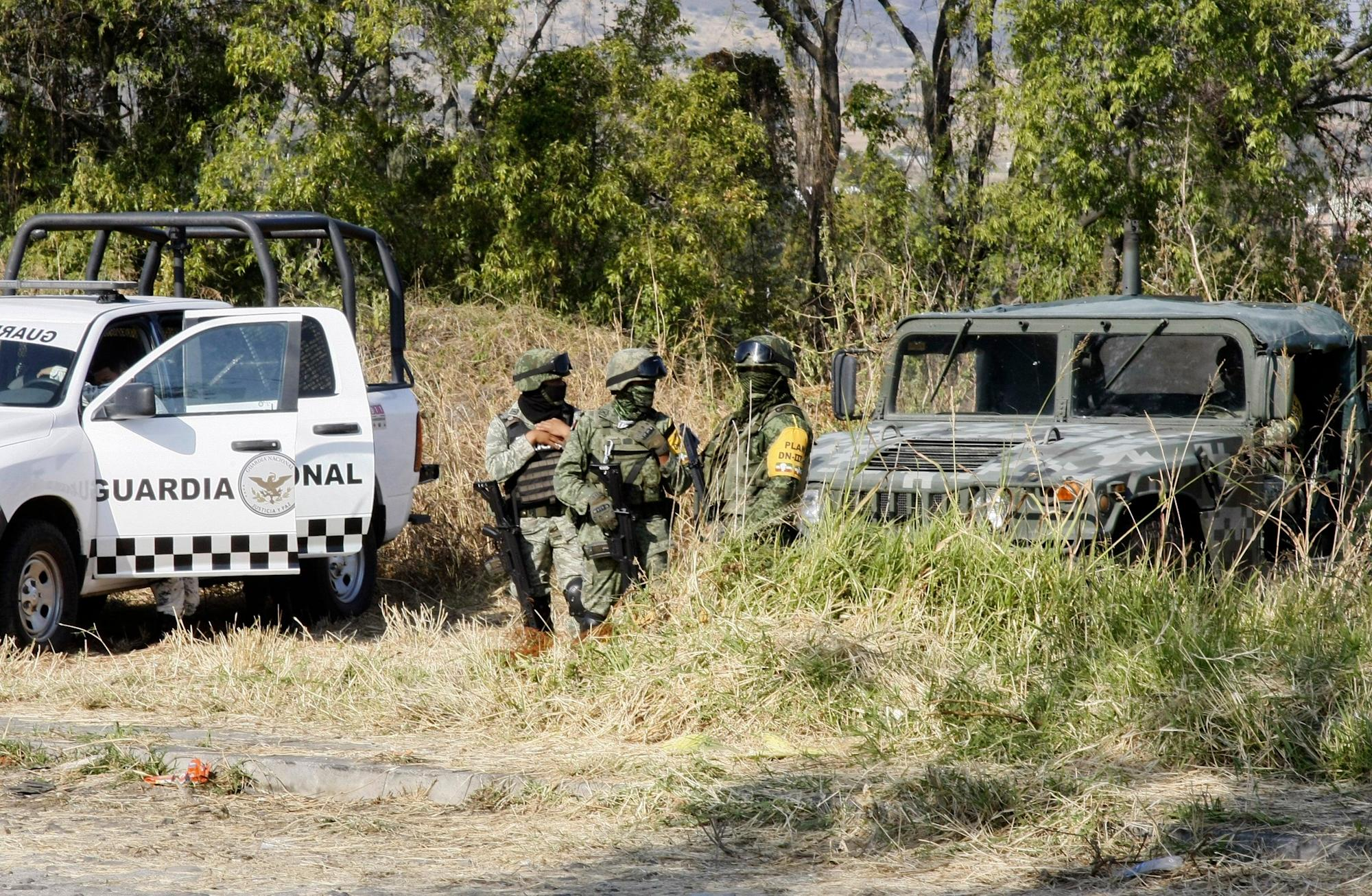 At least 60 bodies found in secret mass grave 'in middle of town' in Mexico: 'People must have known'