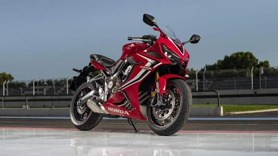 2021 Honda CBR650R launched at Rs. 8.9 lakh in India