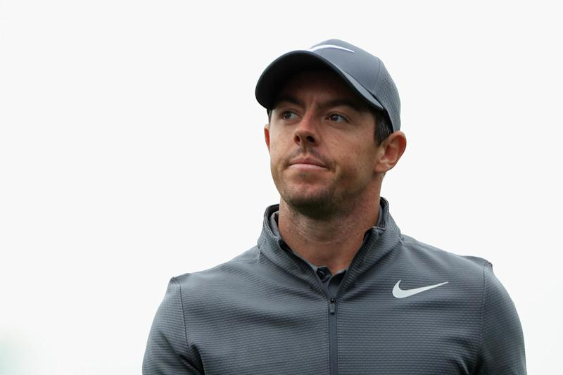 Sticking point | Rory McIlroy (pictured) says he always tries to give autographs after being snubbed by Roy Keane: Getty Images