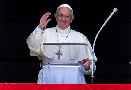 Pope Francis urges powerful to act humbly in surprise TED talk appearance