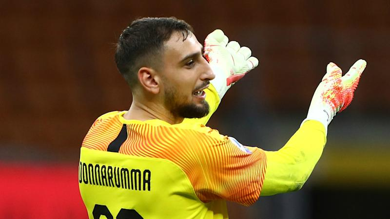 Pioli 'cannot imagine' Milan without Donnarumma as talks with Ibrahimovic continue