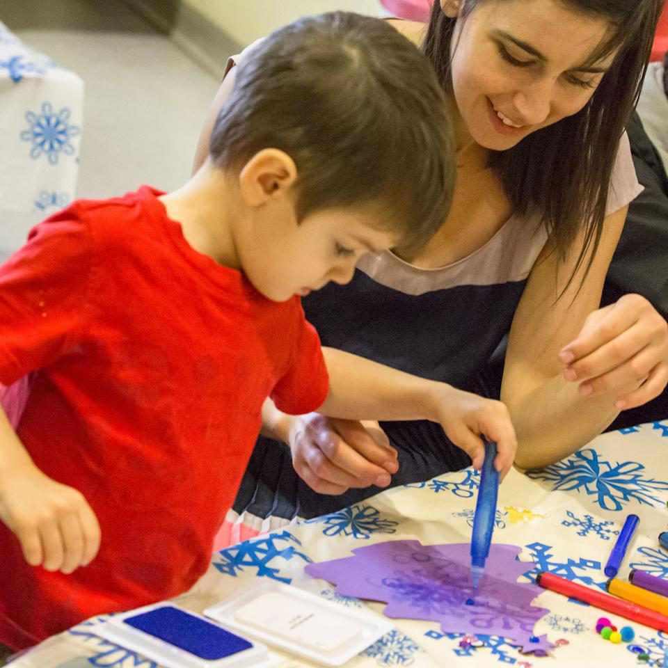 """<p>Employees at a holiday party for children in need in their community.<strong><a rel=""""nofollow"""" href=""""http://reviews.greatplacetowork.com/ultimate-software?utm_source=fortune&utm_medium=referral&utm_content=reviews-link&utm_campaign=2017-Care-list"""">Ultimate Software</a> </strong>CEO Scott Scherr tells new hires, """"You are part of my family now,"""" and then actually treats them that way. Ultimate Software also offers each family $300 per child up to 12th grade, to put towards extracurricular activities.</p>"""