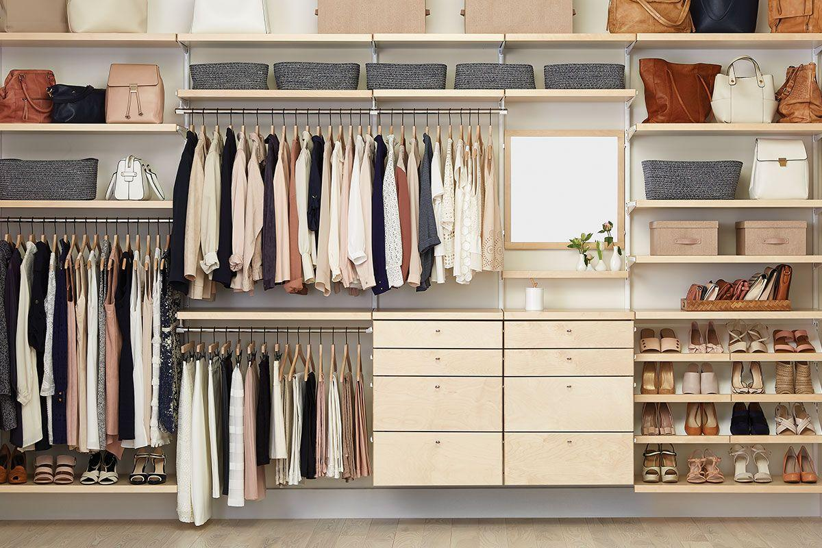 <p>A good closet is not just well organized—it should be attractive as well. Whether you've been longing for a spacious walk-in or a simple area with brilliant storage solutions for your capsule wardrobe, there's a solution for you. to help you get started, we've rounded up some of the best closet systems you can find right now. These closet systems display the perfect blend of style and function.</p>