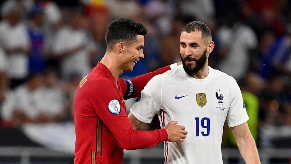 Euro 2020, round of 16: Records that can be scripted