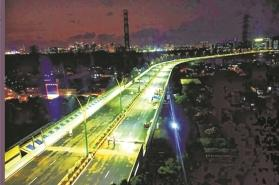 New BEST bus route to take BKC-Chunabhatti flyover