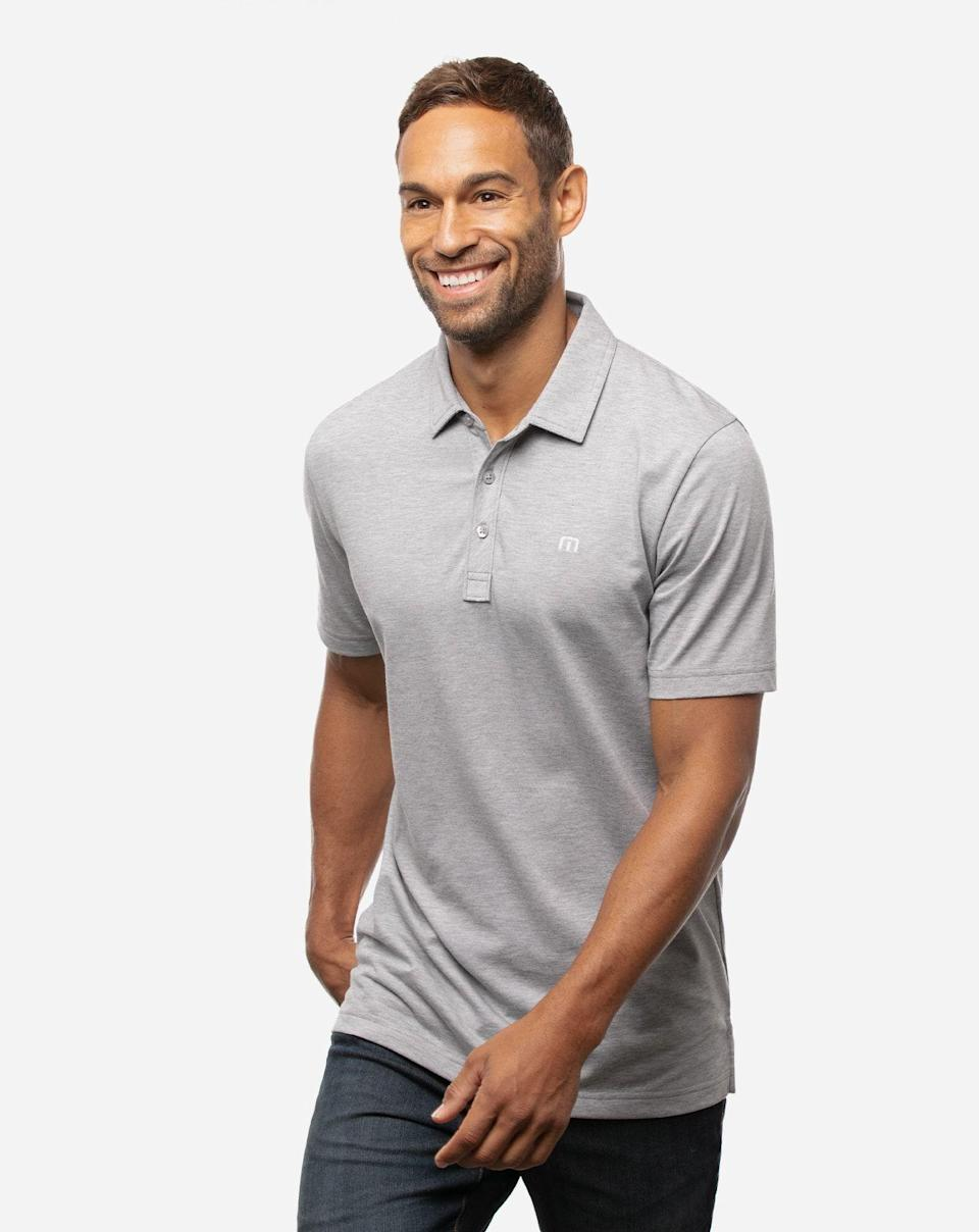 "<p><strong>The Zinna Polo</strong></p><p>travismathew.com</p><p><strong>$84.95</strong></p><p><a href=""https://go.redirectingat.com?id=74968X1596630&url=https%3A%2F%2Fwww.travismathew.com%2FTM%2FTOPS%2FPolos%2FTHE-ZINNA%2Fp%2F1MM211_9HGR_&sref=https%3A%2F%2Fwww.esquire.com%2Fstyle%2Fmens-fashion%2Fg36197949%2Fbest-golf-clothing-brands%2F"" rel=""nofollow noopener"" target=""_blank"" data-ylk=""slk:Shop Now"" class=""link rapid-noclick-resp"">Shop Now</a></p><p>A ton of touring pros trust Travis Mathew for their on-course looks. Rest assured, you can, too. </p>"
