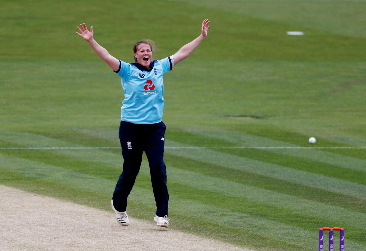 Shrubsole believes filling the MCG would show the growth of women's cricket
