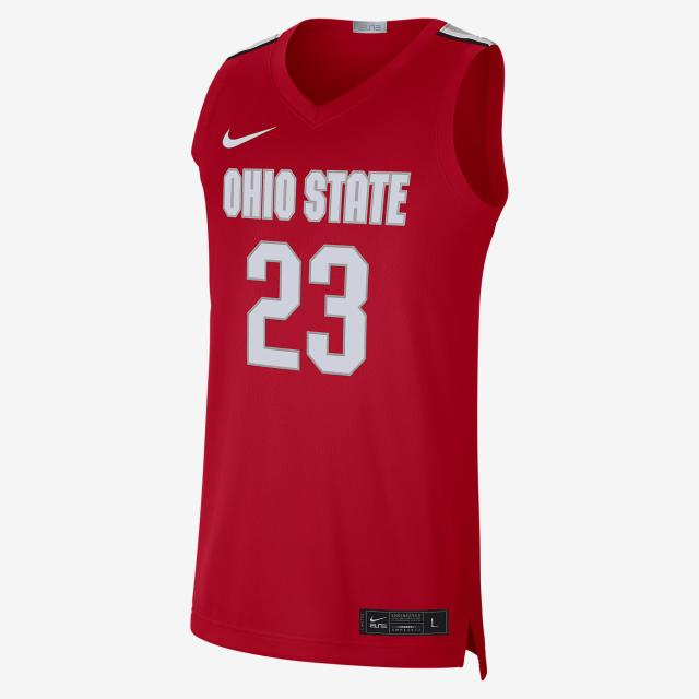 You can save $39 off LeBron James' Ohio State 'alumni' jersey for a limited time at Nike