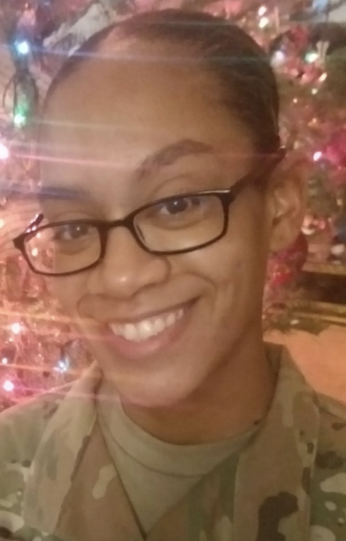 Fort Hood officials seek help in locating Jennifer Sewell. Sewell was last seen leaving her on-post barracks at approximately on Oct. 7