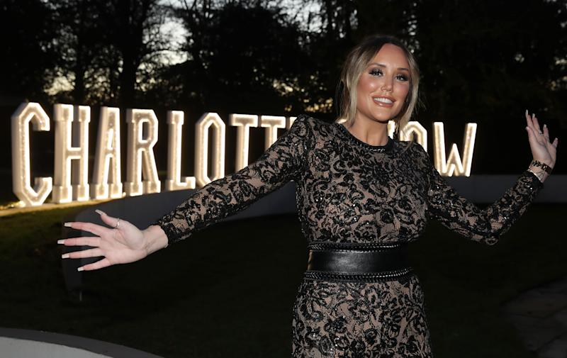 Charlotte Crosby throws a house party to launch her new series The Charlotte Show which will be on MTV on Wednesday 30th January at Meadow Croft, Primrose Hill, Bournmoor. (Photo by Owen Humphreys/PA Images via Getty Images)