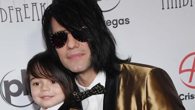 Criss Angel Reveals His 5-Year-Old Son Johnny's Cancer Has Returned