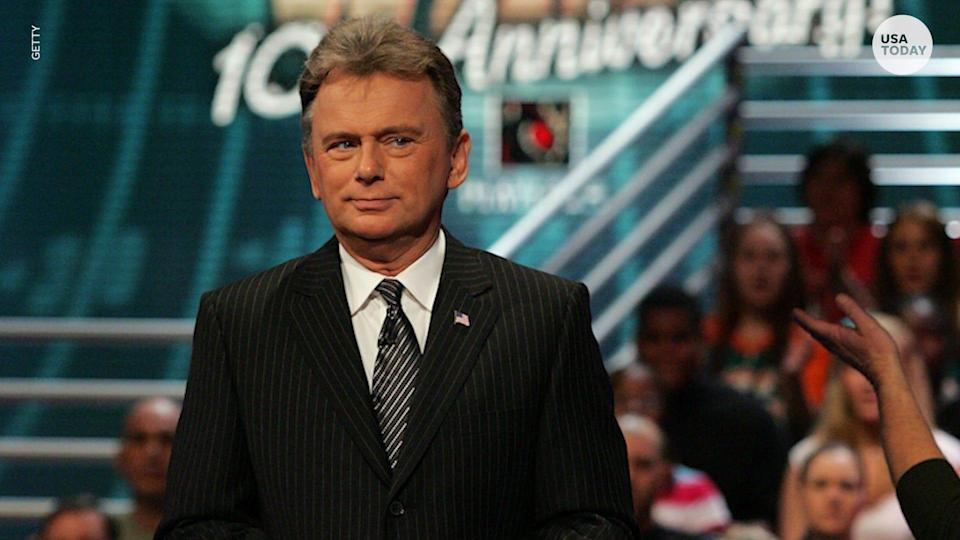 Pat Sajak brags on his son's accomplishment of graduating from medical school.