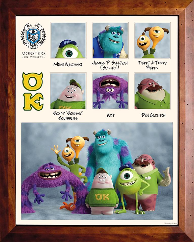 "Pixar's ""Monsters University"" - 2013"