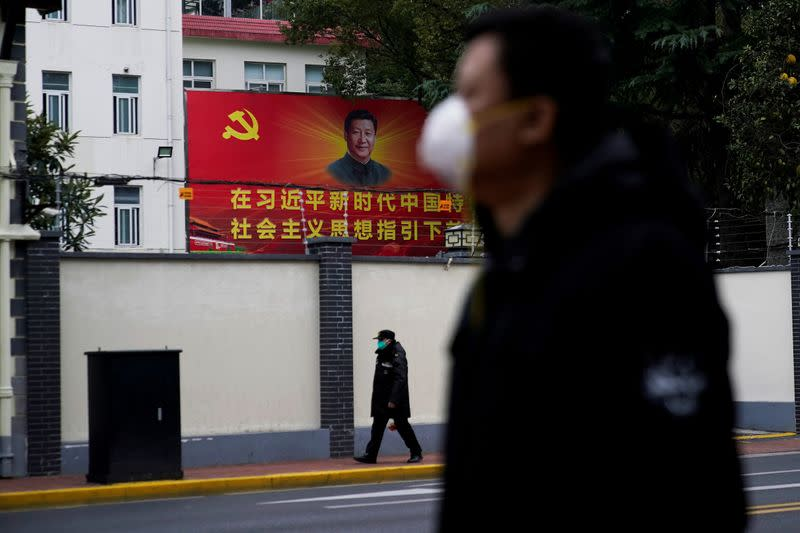 China braces for inevitable big hit to economy from virus, says Xi