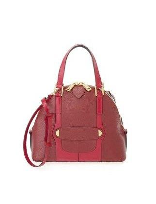 "<div class=""caption-credit""> Photo by: Photo: Courtesy of marcjacobs.com</div><div class=""caption-title""></div><b>9. Marc Jacobs</b> <br> <i><br> ""sutton"" bag, $1,195, marcjacobs.com <br></i> <br>"