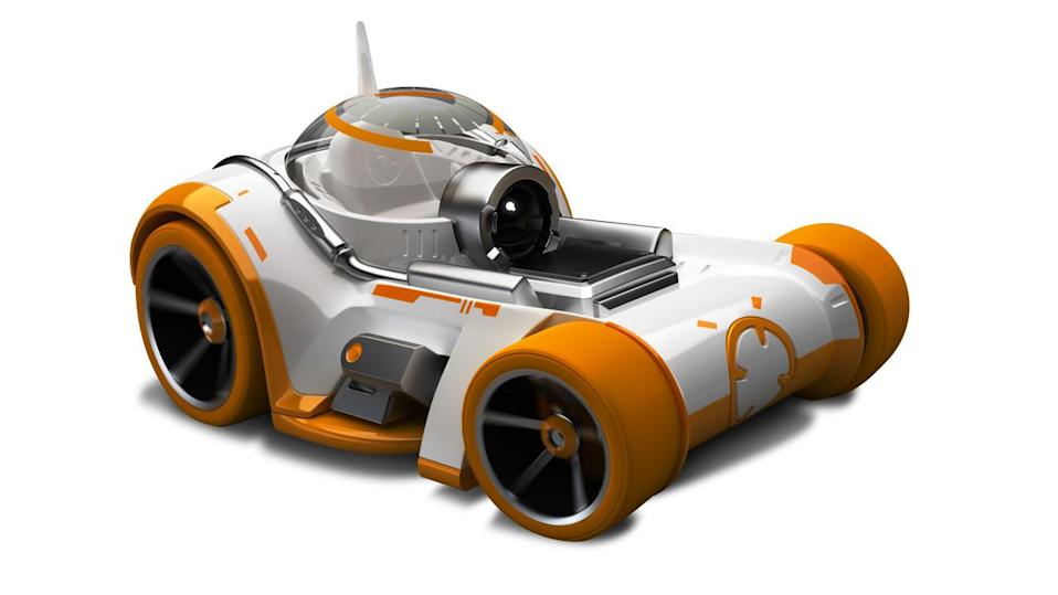 <p>If BB-8 were a race car, this is what he would look like.</p>
