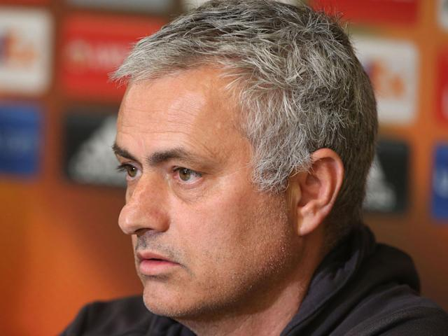 Jose Mourinho's take on Anderlecht tonight ahead of their Sunday clash with Chelsea: Getty
