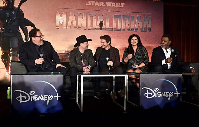"""Disney+ has relatively few original titles at launch, meaning a lot is riding on """"The Mandalorian"""""""