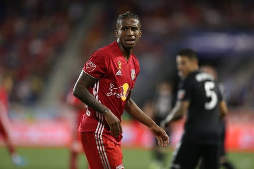 Duncan's goal gives Red Bulls 1-0 win over NYCFC