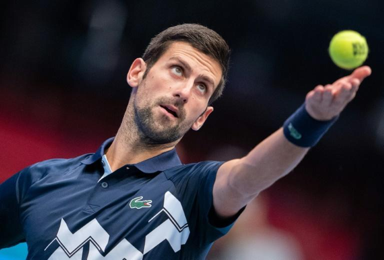 Six of the best: Novak Djokovic