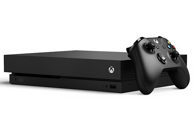 Microsoft's Xbox One X is a beast of a console with enhanced graphics and impressive visuals.