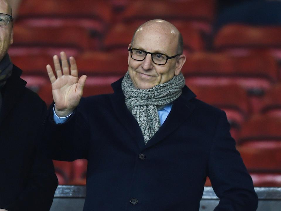 Manchester United co-chairman Joel Glazer (Getty Images)