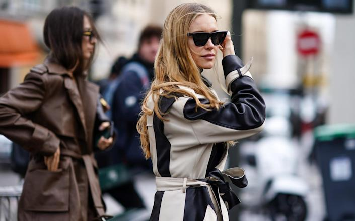 Influencers such as Pernille Teisbaek are offering Zoom consultations - Getty