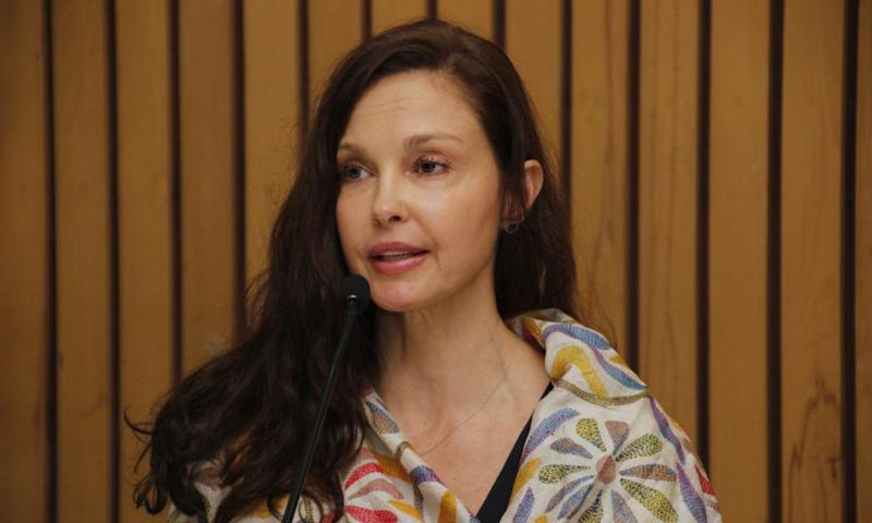 Ashley Judd said of Jackson's comments: 'I remember this well.'