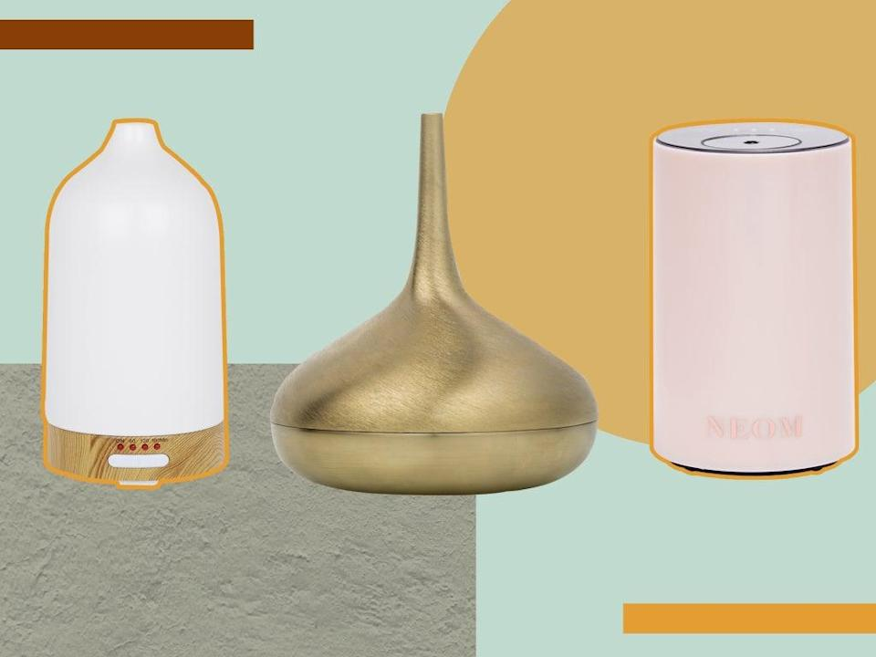 With increasing numbers of us working at home, there's been an uptick in demand for candles, reed diffusers, and room perfumes (iStock/The Independent)