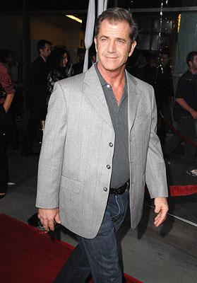 """Premiere: <a href=""""/movie/contributor/1800019113"""">Mel Gibson</a> at the Los Angeles Industry Screening of Universal Pictures' <a href=""""/movie/1809745897/info"""">American Gangster</a> - 10/29/2007<br>Photo: <a href=""""http://www.wireimage.com"""">Steve Granitz, WireImage.com</a>"""