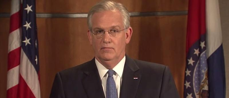Gov. Nixon Calls For 'Vigorous Prosecution' Of Darren Wilson