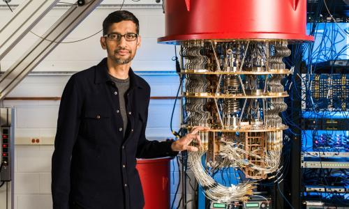 'How can we compete with Google?': the battle to train quantum coders