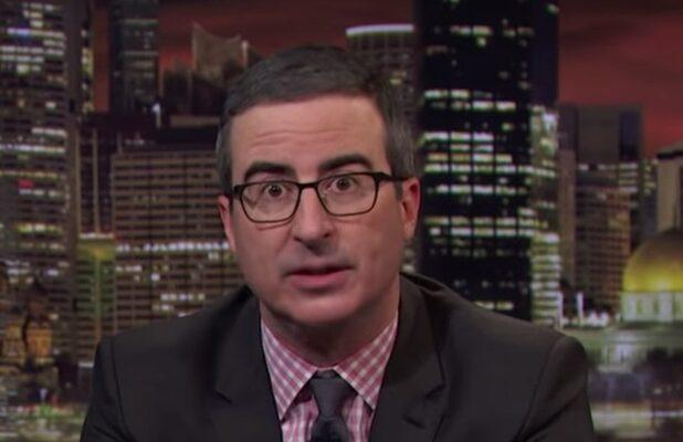 John Oliver on Trump Pulling Troops From Turkey's Border: You Know It's Bad When He's Lost 'Fox & Friends'