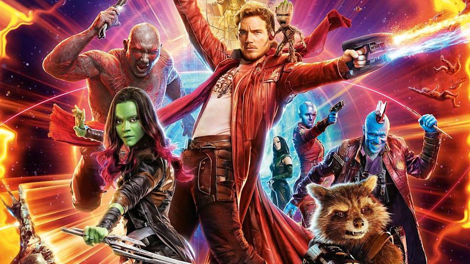 'Guardians of the Galaxy, Vol. 2'. (Credit: Disney/Marvel)