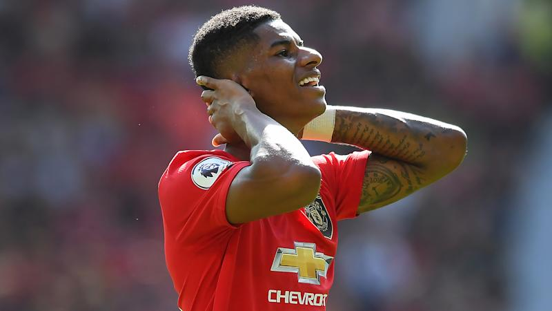 'Rashford doesn't score as many goals as a striker should' - Man Utd star's No. 9 ability questioned