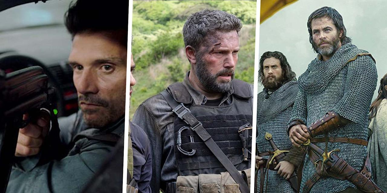 11 of the Best Action Movies on Netflix to Watch Right Now