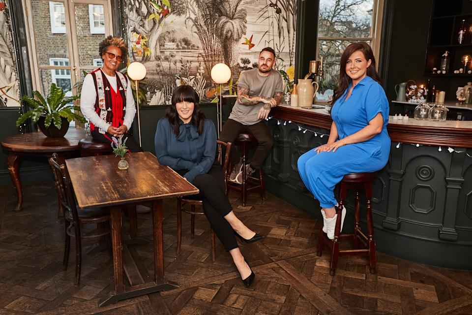 Anna Richardson hosts How to Save a Grand with Eve, Gary & Anna (C4)