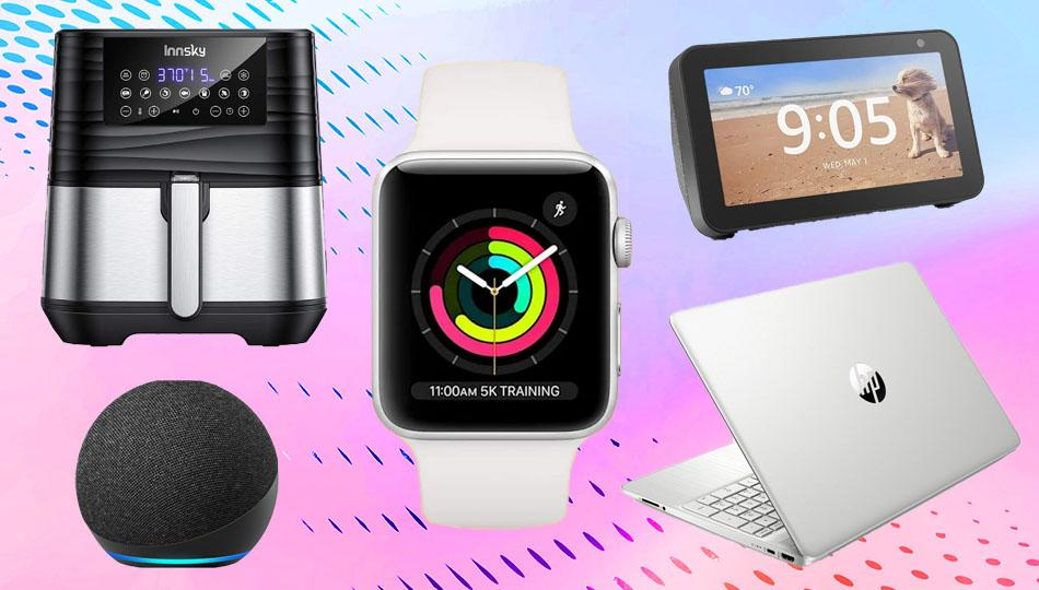 There are some pretty sweet gadgets on sale this weekend — hurry while they're still in stock! (Photo: Amazon)