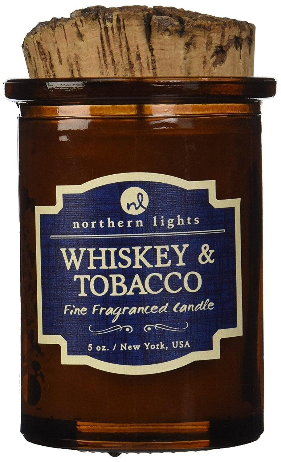 <p>With the <span>Northern Lights Candles Whiskey & Tobacco Spirit Candle</span> ($13), men can light up the night from the comfort of home. </p>