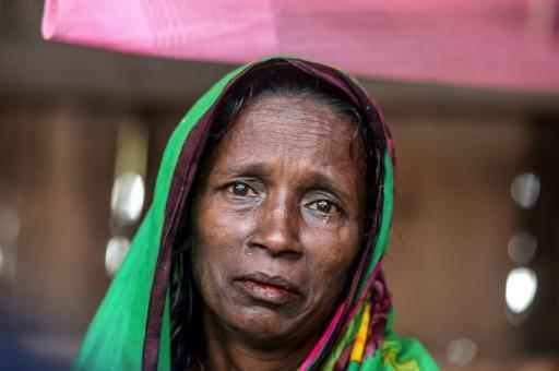 Bangladeshi mother-of-four Mosammat Rashida, whose husband was killed by a Bengal tiger a decade ago while he was collecting honey, has been blamed for her spouse's untimely death by superstitious villagers