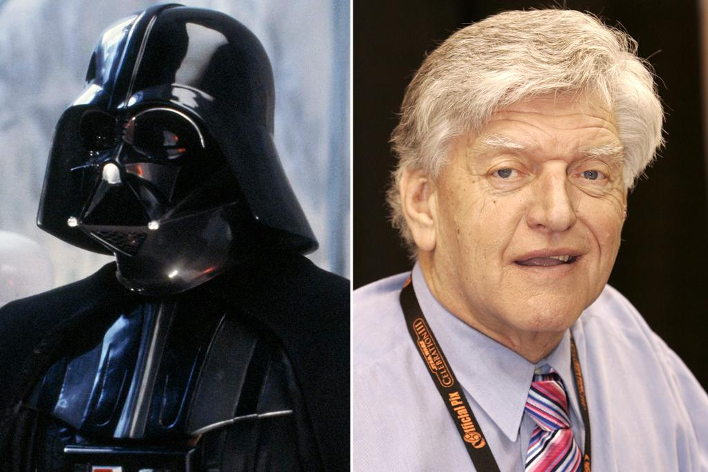 "David Prowse – Darth Vader<br><br>While most people know that James Earl Jones gave voice to Anakin Skywalker's dark side, it was the 6-foot-7 David Prowse who gave Darth Vader his menacing stature. Prowse originally wanted to be a body builder, but he decided to focus exclusively on competitive weightlifting after he was told his ugly feet would hold him back. When Prowse failed to make the 1964 Olympic team, he decided to develop an act to showcase his feats of strength. He soon made the jump to television and film with roles in ""The Horror of Frankenstein"" (1970) and Stanley Kubrick's ""A Clockwork Orange"" (1971). After he signed on to play the part of Darth Vader, Prowse went through principal photography in ignorance of the plan to overdub his voice in postproduction. Then midway through production of ""Return of the Jedi"" (1983), Prowse learned that when Darth Vader was finally unmasked, the part would be played by yet another actor. Prowse became vocal about his disappointment with Lucas--he was particularly vexed by the lack of profit sharing--and was finally banned from appearing at ""Star Wars"" conventions."