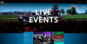 CT's new website offers users a rich experience and look inside the live event technology leader's global solutions.