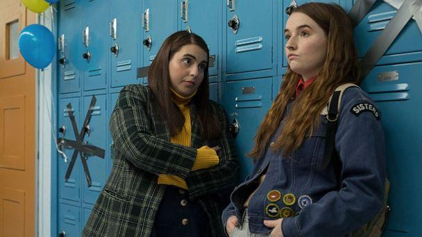 PHOTO: Beanie Feldstein and Kaitlyn Dever are seen in 'Booksmart.' (Annapurna Pictures)