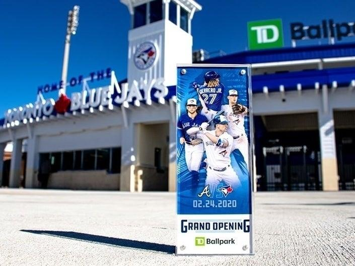The Toronto Blue Jays have confirmed that they are in the process of moving players and personnel to their spring training camp in Dunedin.